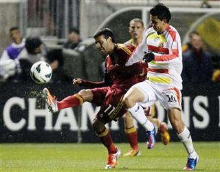 CONCACAF CS Herediano Real Salt Lake Soccer