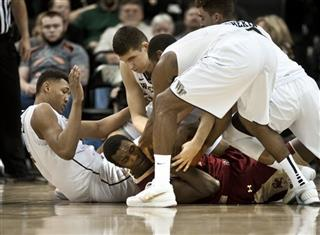 Boston College Wake Forest Basketball