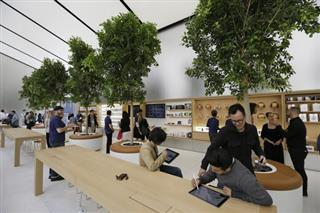 Apple Rethinking Retail