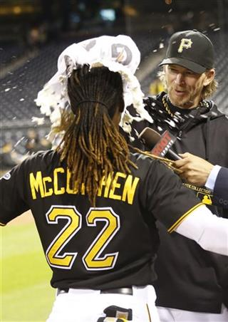 Andrew McCutchen, A.J. Burnett