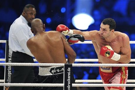 Vladimir Klitschko  Tony Thompson