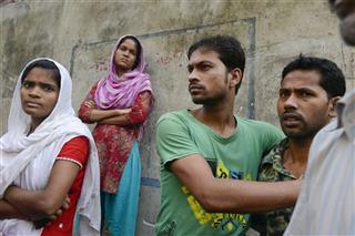 Bangladesh Garment Fire