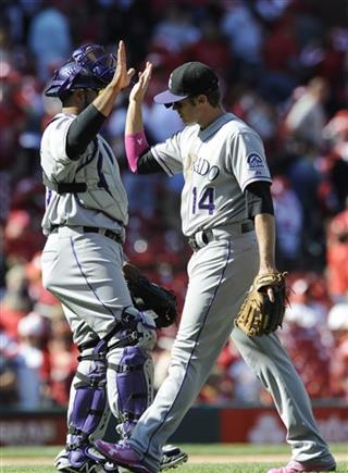 Josh Rutledge, Wilin Rosario