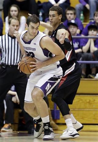 Alex Olah,  Dwight Powell