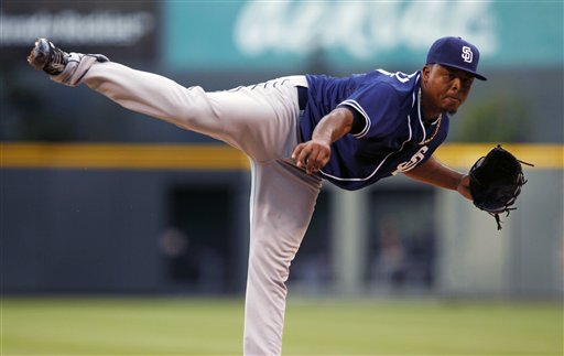 Edinson Volquez