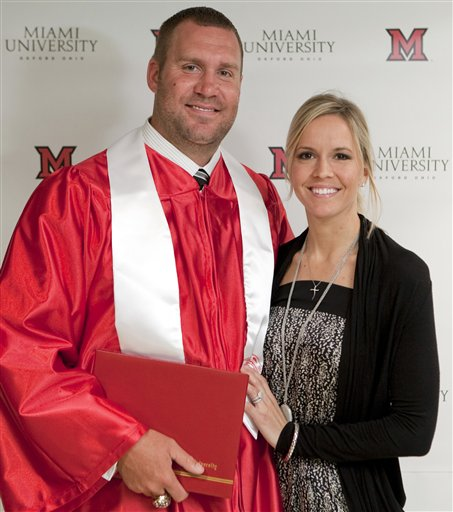 Ben Roethlisberger, Ashley Harlan