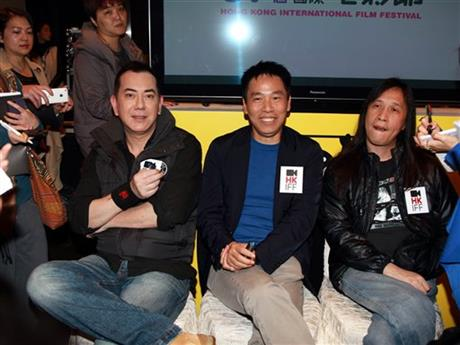 Herman Yau Lai-To, Xian Guo-lin, Anthony Wong
