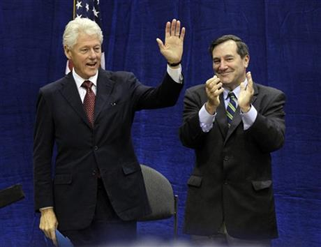 Bill Clinton, Joe Donnelly