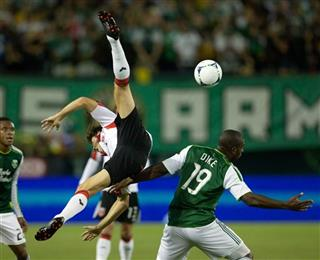 Portland Timbers take on D.C. United