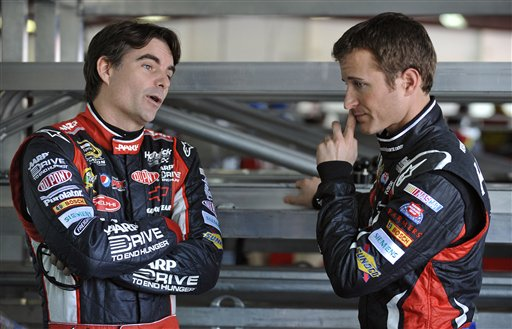 Jeff Gordon, Kasey Kahne