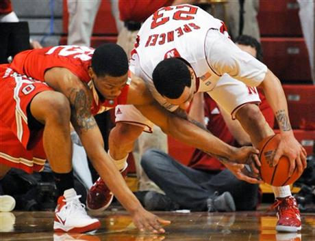 Ohio State Nebraska Basketball