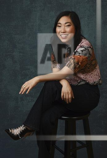 """2020 Winter TCA - """"Awkwafina is Nora from Queens"""" Portrait Session"""