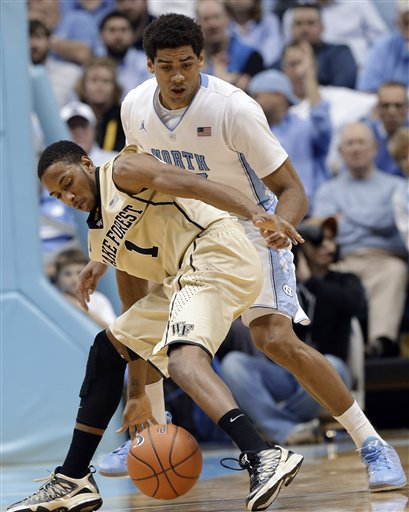 Madison Jones, James Michael McAdoo