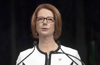 Julie Gillard