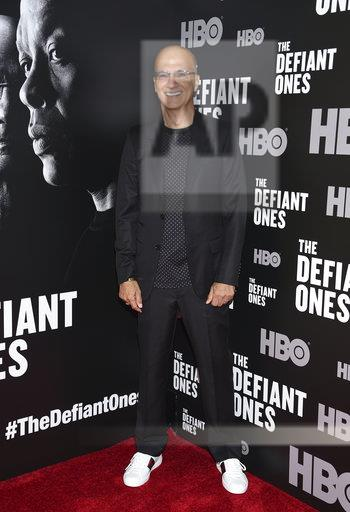 "NY Premiere of HBO's ""The Defiant Ones"""
