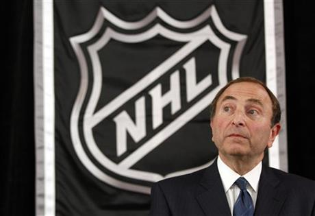 Gary Bettman