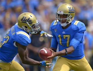 Brett Hundley, Johnathan Franklin