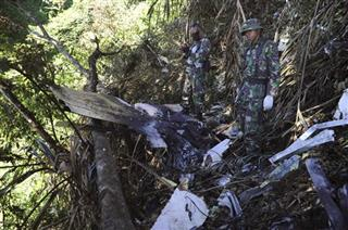 Indonesia Russia Plane Crash