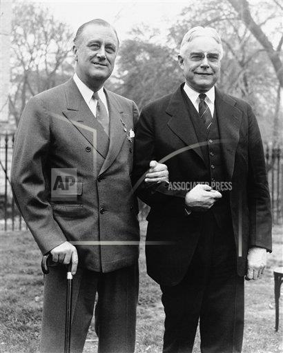 Watchf Associated Press Domestic News  Virginia United States APHS123303 Franklin D  Roosevelt