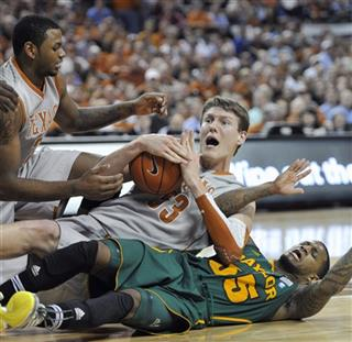 APTOPIX Baylor Texas Basketball