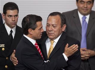 Enrique Pena Nieto, Jesus Zambrano