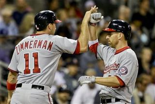 Adam LaRoche, Ryan Zimmerman