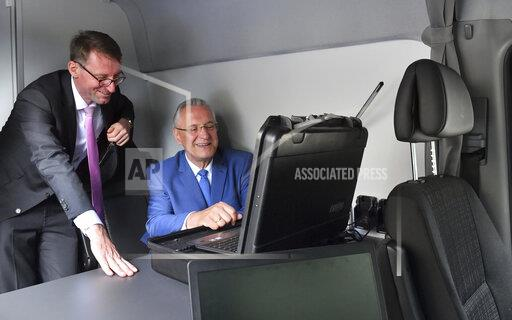 New Police Investigation Centre in Saxony and Bavaria