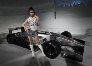 Thailand Formula E