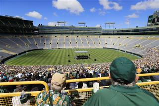 Packers Shareholders Football
