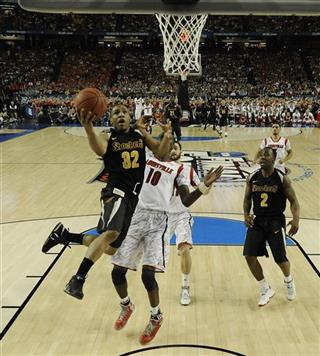NCAA Final Four Wichita St Louisville Basketball