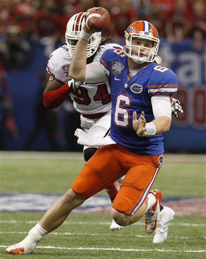 Jeff Driskel, Lorenzo Mauldin