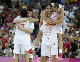 Pau Gasol, Sergio Rodriguez