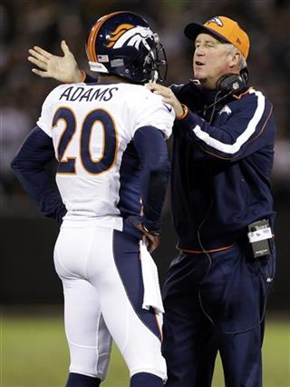John Fox, Mike Adams