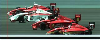 APTOPIX IndyCar Indy Lights Auto Racing
