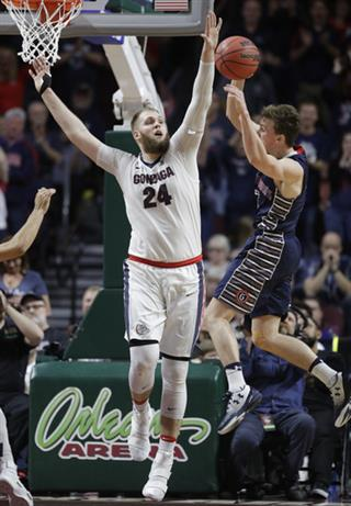 WCC Saint Mary's Gonzaga Basketball