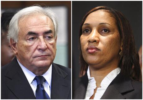Dominique Strauss-Kahn, Nafissatou Diallo