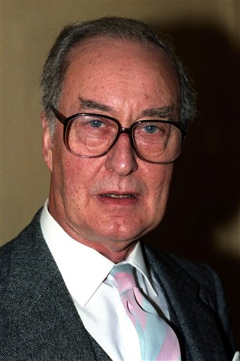 Britain Obit Frank Thornton