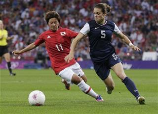 Shinobu Ohno, Kelley O'Hara
