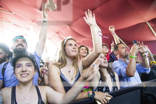 2019 Coachella Music And Arts Festival - Weekend 2 - Day 2