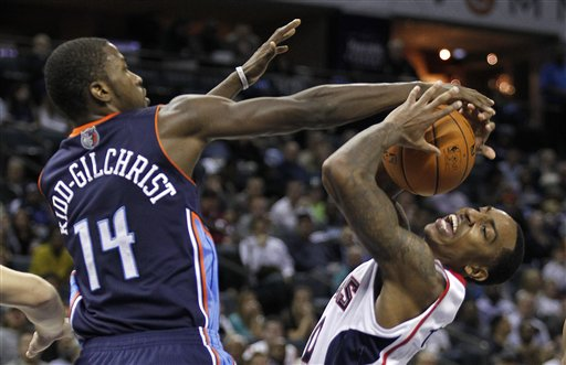 Michael Kidd-Gilchrist, Jeff Teague