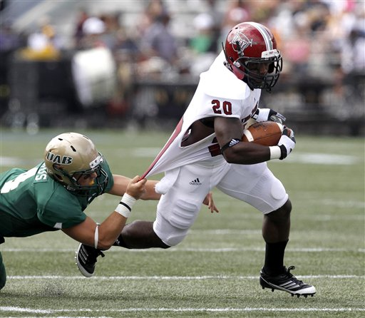 Troy UAB Football