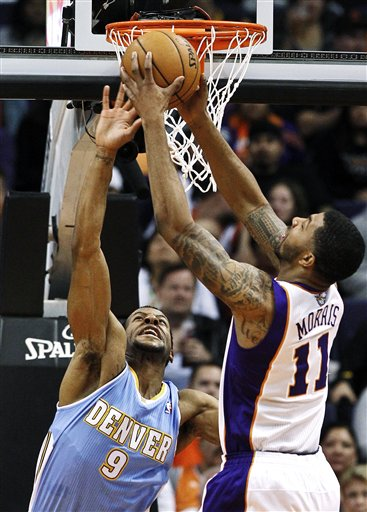 Markieff Morris, Andre Iguodala