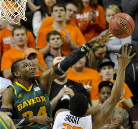 Cory Jefferson, Marcus Smart