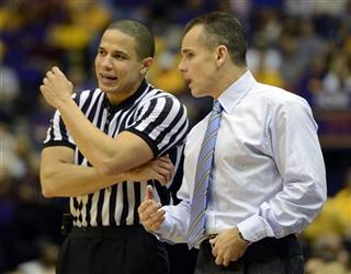 Billy Donovan, Steven Anderson