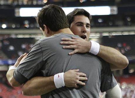  AJ McCarron,Aaron Murray