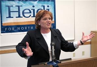 Heidi Heitkamp