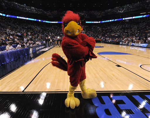 NCAA Florida Louisville Basketball