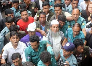 Bangladesh Blasphemy Protest