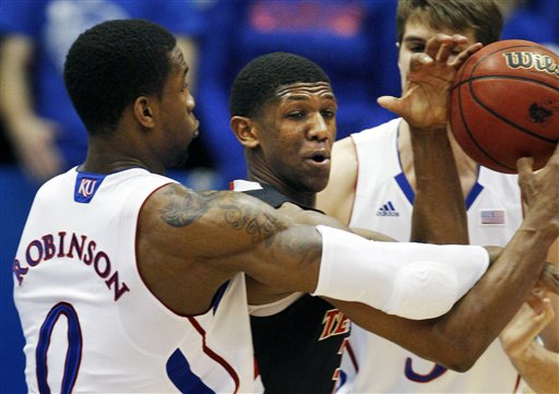Thomas Robinson, Jordan Tolbert