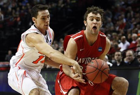 Kyle Kuric, Tom Droney